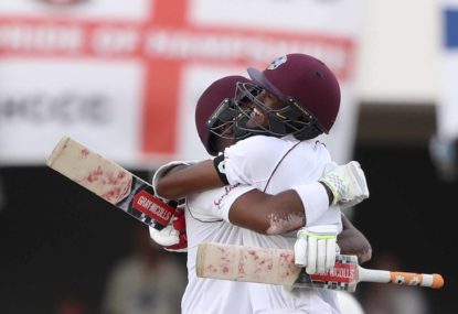 Top five Test knocks by West Indian batsmen