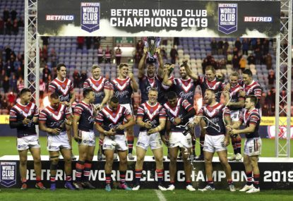 How many rugby league clubs can fill a stadium with just their own fans?