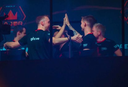 EZ4Astralis: The rest of the world is playing catch-up