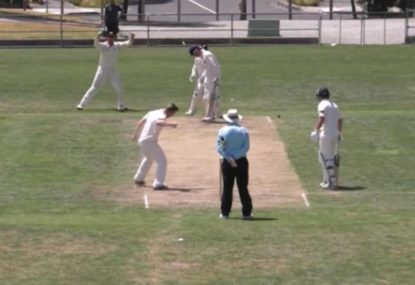 BALL OF THE DECADE: Off-spinner lands all-time JAFFA!