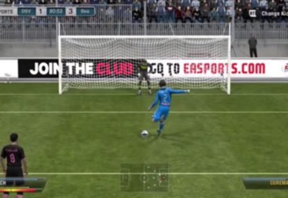 Nightmare TRIPLE FAIL in FIFA is a television-destroyer