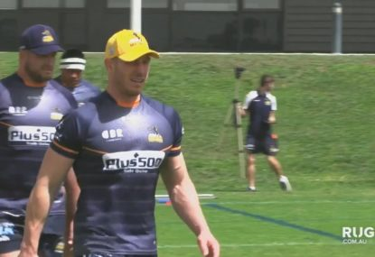 David Pocock ready and raring to go in Super Rugby opener after overcoming injury
