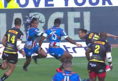 Sevens sensation's devastating stepping on Super Rugby debut