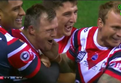 Brett Morris makes incredible start to life at the Roosters