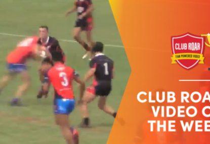 CLUB ROAR VIDEO OF THE WEEK: Prop goes ballistic with monstrous bone-rattler!