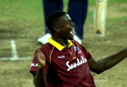 Dramatic England collapse sees Windies come 'from nowhere' to win