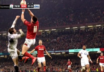 Wales down England in Six Nations stunner