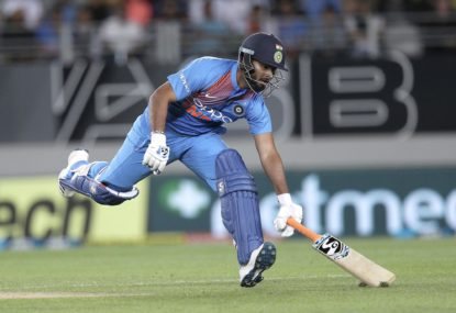 Is Rishabh Pant getting pigeonholed into a finisher role?