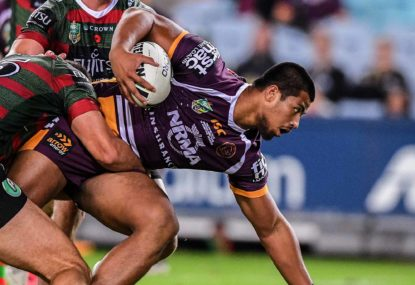 Payne Haas ruled out of Origin 2