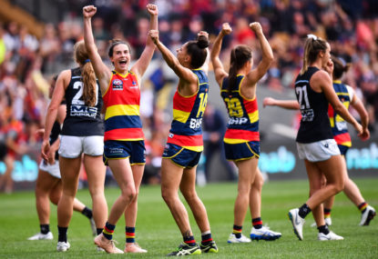 AFLW 2020 season preview: Adelaide Crows