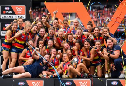 Men's and women's double-headers confirmed as AFLW reveals 2020 fixture