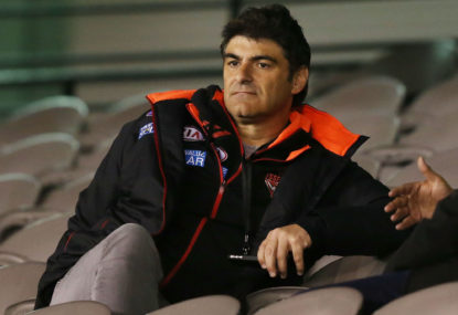 Essendon have stuffed up the draft