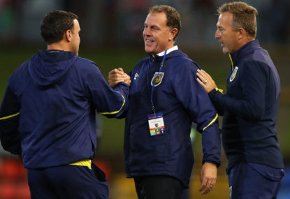 Has the man responsible for the Matildas' 'toxic culture' repaired one at the Mariners?