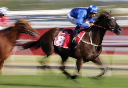 Surprise, surprise, wet weather dampens Sydney racing