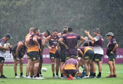 The 2019 Brisbane Broncos are struggling and it won't get any better