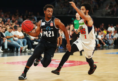 Melbourne United vs Perth Wildcats: Melbourne level Grand Final series 1-1
