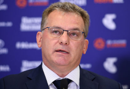 FFA clarifies chairman's relegation remarks