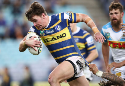 As Clint Gutherson's future hangs in the balance, there's a silver lining for Parramatta