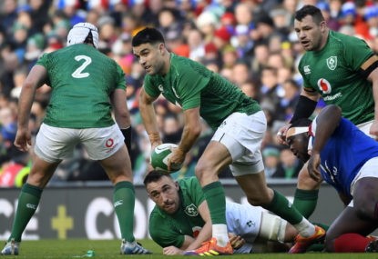 Ireland vs Samoa: Rugby World Cup match result