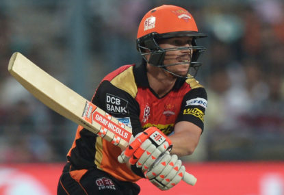 David Warner ends his IPL campaign on another high