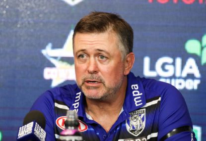 Pay concerned about Bulldogs' NRL attitude