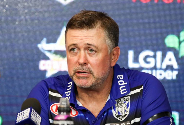 Shock: Rugby league coach may survive hastily offered contract extension