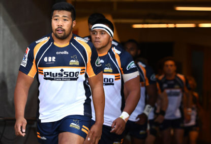 Brumbies back youth for 2020 Super season