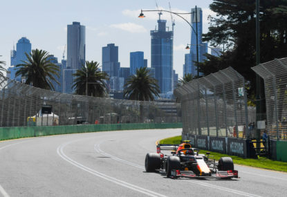 Why Melbourne is the only choice for the Australian Grand Prix