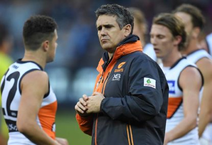 AFL coaching ladder: Round 7-11, 2019