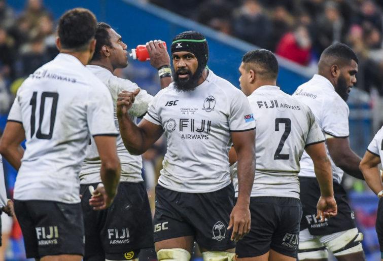 Fijian rugby team