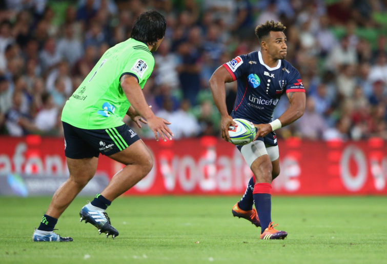 Rebels half Will Genia