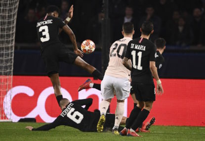 UEFA backs VAR on controversial Manchester United penalty