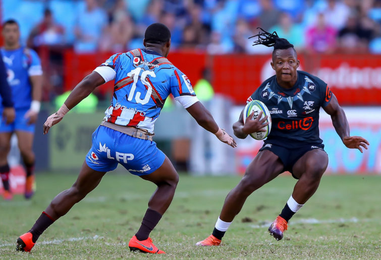 Sharks player Sibusiso Nkosi
