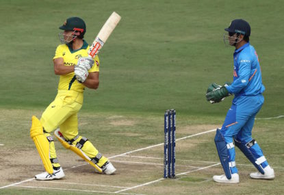 Aussies salute in India, perfectly timing World Cup charge
