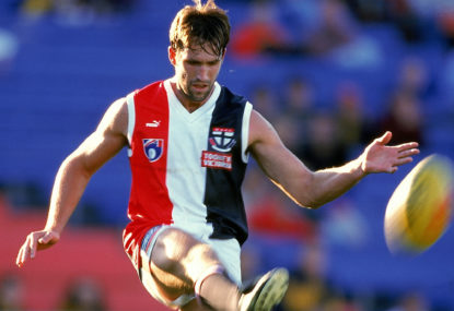 AFL top 100: Saints' Bruce Phillips, Jayson Daniels and Darryl Wakelin