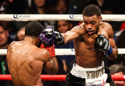 Spence Jr must conquer Crawford for No.1 claim