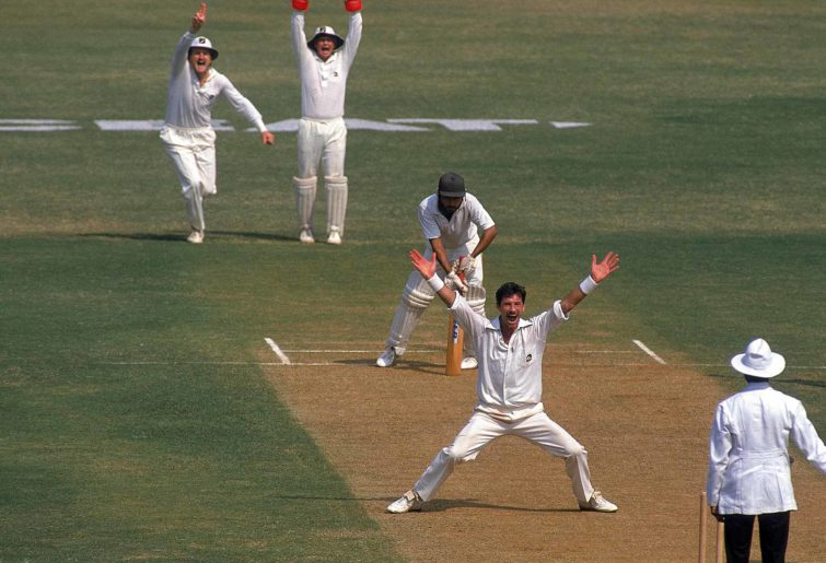 Richard Hadlee appeals