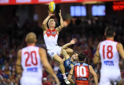 Never underestimate the Swans: GWS CEO