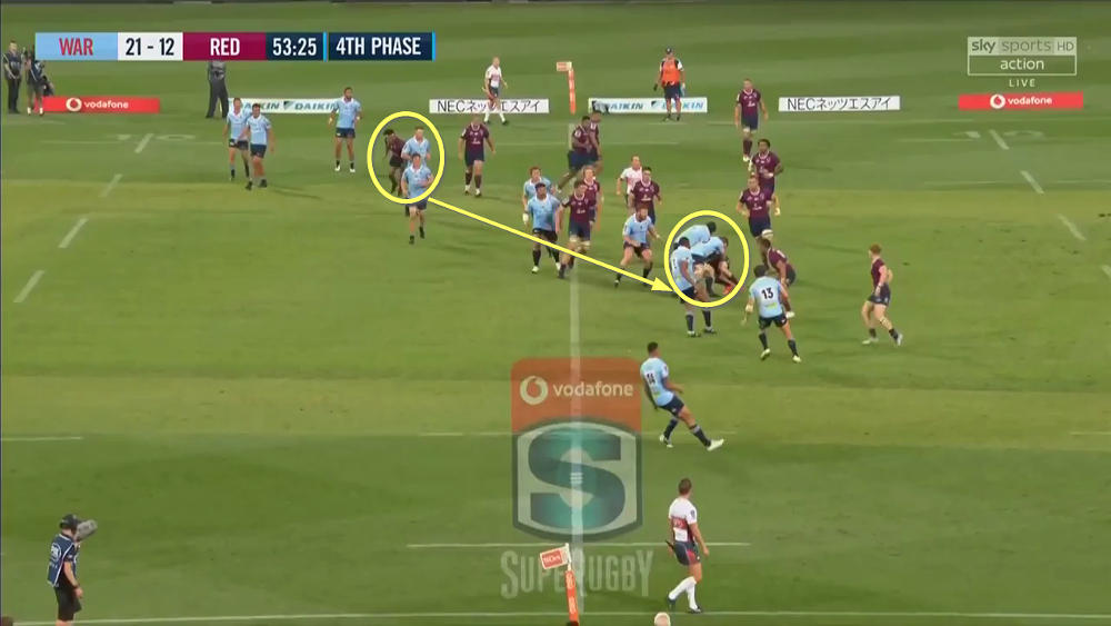 karmichael hunt defensive analysis