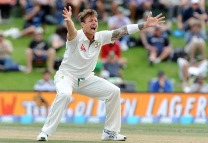Pattinson set to play Boxing Day Test: Langer
