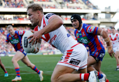 Dragons: we're still NRL title contenders