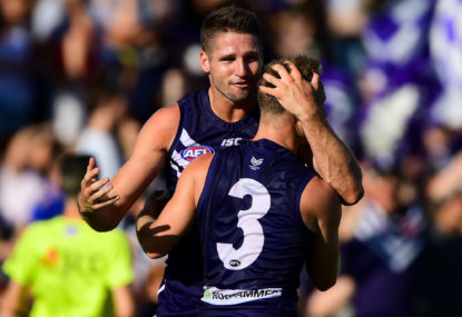 Fremantle's motley crew of trade failures