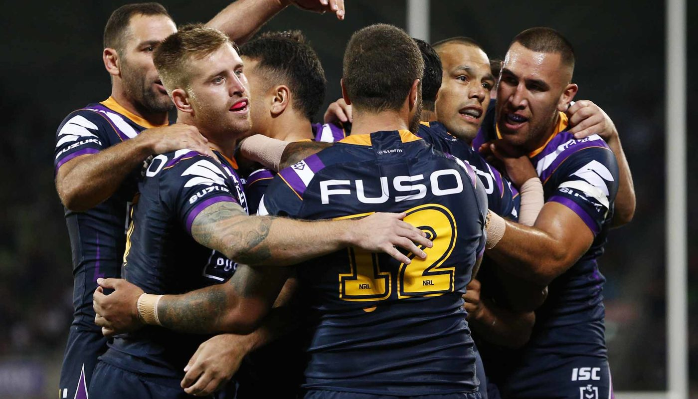 2d0686fcd20 Melbourne Storm should wear black, befitting their status as the ...