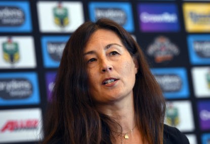Marina Go resigns as Tigers chair