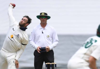 Maxwell's bowling can shape Australia's World Cup campaign