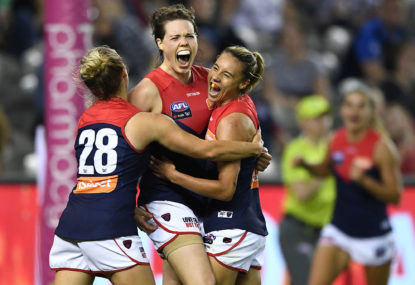 What Round 1 of the 2020 AFL Women's season should look like