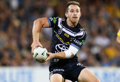 North Queensland Cowboys vs Gold Coast Titans: NRL live scores, blog