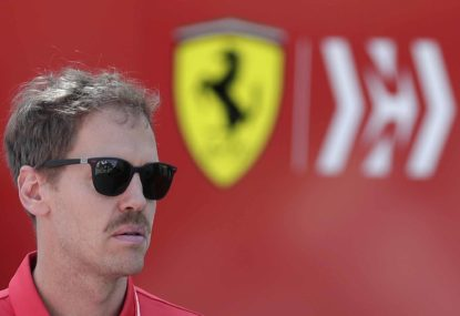 The fallout from Vettel's Ferrari departure