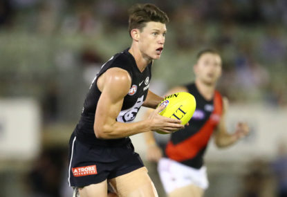 Sam Walsh is not too young to be Carlton's newest leader
