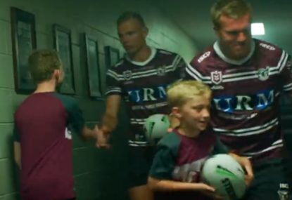 NRL's 2019 campaign video to get fans pumped for the season